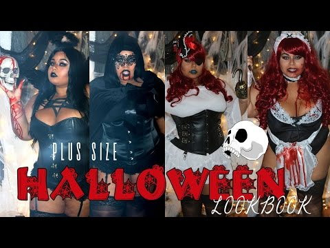 Plus size sexy adult costumes