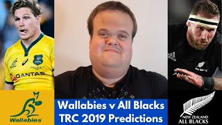 Wallabies vs All Blacks Preview | The Rugby Championship 2019