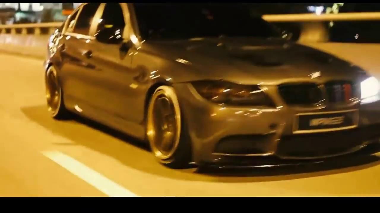 Subaru Rally Car >> Modified BMW E90 M3 highway cruise with E30 3 series 318 - YouTube