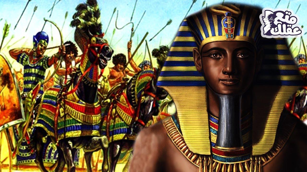 تحتمس الثالث | اعظم قائد عسكرى فى تاريخ مصر - المؤسس الحقيقي للإمبراطورية المصرية  القيدمة