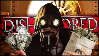 BUTTER KNIFE BANK HEIST! | Dishonored: Death of the Outsider Funny Moments