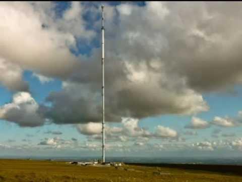 Winter Hill TV mast