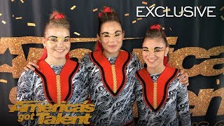 Zurcaroh Speaks On Their Jaw-Dropping Performances On AGT - America's Got Talent 2018