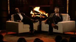 Lopez Tonight - Don Cheadle Reminisce About Simpler Times - Part 2 of 2