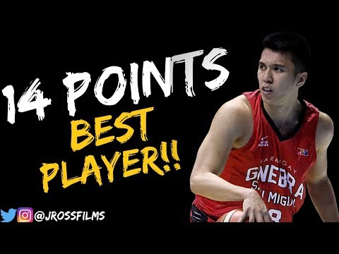 Art Dela Cruz Full Highlights Vs. Magnolia QF G1 4.6.2019 | 14 PTS, BEST PLAYER!