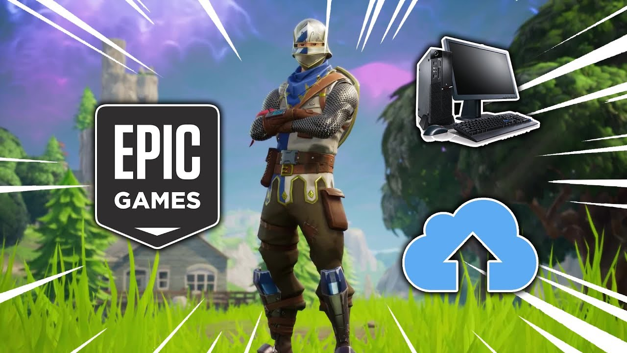 Installer Fortnite Sur Pc