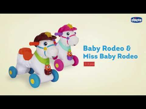 BABY RODEO & MISS RODEO DEMO VIDEO CHICCO