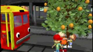 Orange Line Sensation - Safety on Metro Orange Line - For Kids (animated)