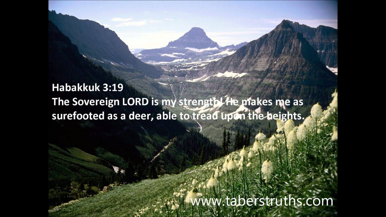 Bible Quotes For Strength 25 Bible Verses About Strength  Youtube