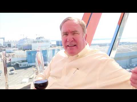 Royal Caribbean CEO Richard Fain on the Edge