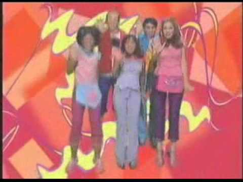 Hi-5 USA Theme Song Spanish - English