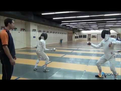 Cómo atacar y defender en esgrima - Clases esgrima
