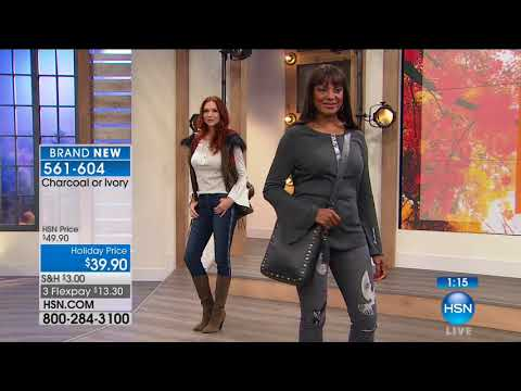 HSN | Sheryl Crow Fashions 10.11.2017 - 11 AM