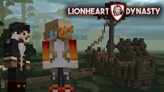 Lionheart SMP Live: Griefed by Spiinz!