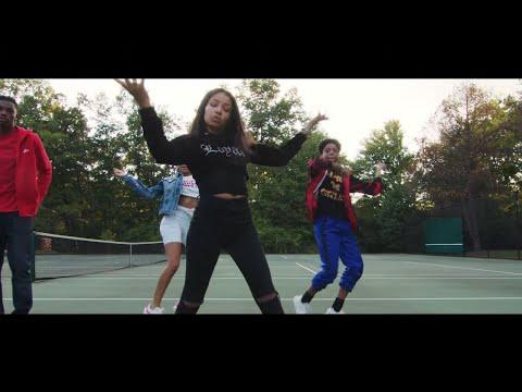 Brooklyn Queen x Hakeem - Cowboy Slide [Dance Tutorial Video]
