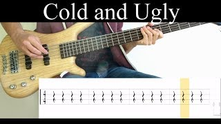 Cold And Ugly Tool - Bass Cover With Tabs by Leo Dzey
