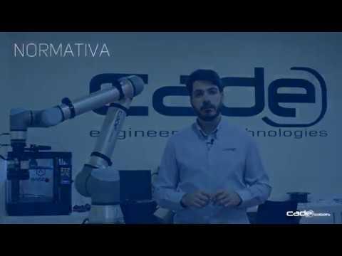 Robot colaborativo: normativa y regulaciones de seguridad -  CADE  Cobots