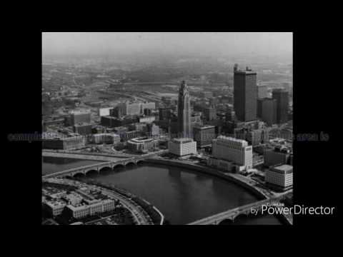 Downtown Columbus Ohio 1913 to today