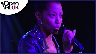 POWER OF A SISTER – ORIGINAL performed by STACEY PHIPPS at the Camden Regional Final of Open Mic UK