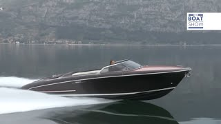 [ITA]  RIVA ISEO - Review - The Boat Show