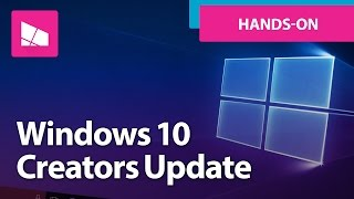 Windows 10 Creators Update - Official Release Demo