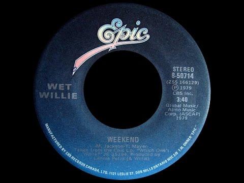 Wet Willie ~ Weekend 1979 Disco Purrfection Version