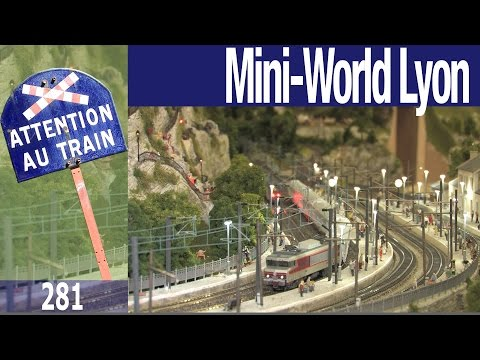 Mini World Lyon - Fête des lumières et Portes ouvertes de décembre