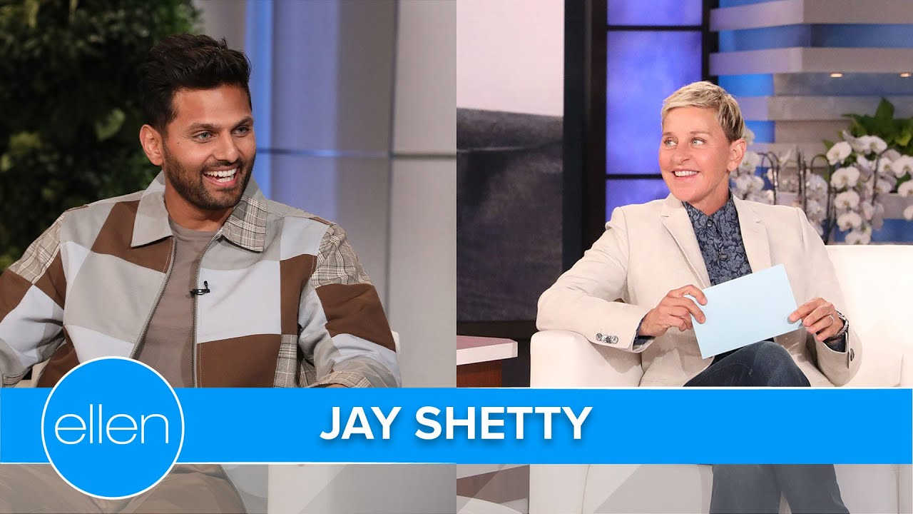 Jay Shetty's Tips for Avoiding Burnout and Dealing with Social Media Pressure