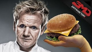 Gordon Ramsay's Kitchen Nightmare | Citizen Burger Disorder