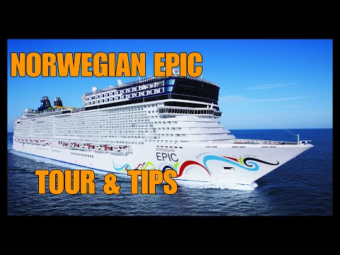 Norwegian Epic tour with tips