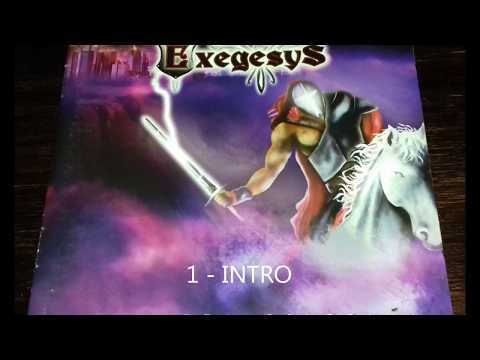 EXEGESYS - LA GUERRA CONTINÚA (Completo). White Metal