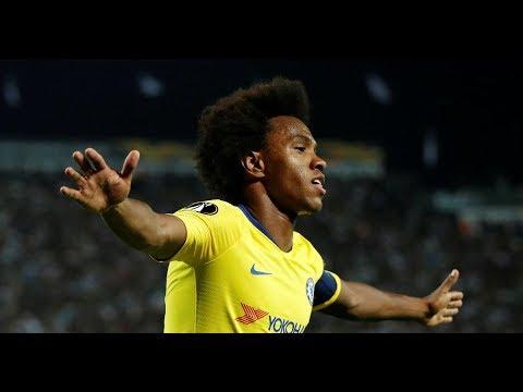 Poak Salonika 0-1 Chelsea | Willian Wins It For Chelsea | Christensen To Displace David Luiz?