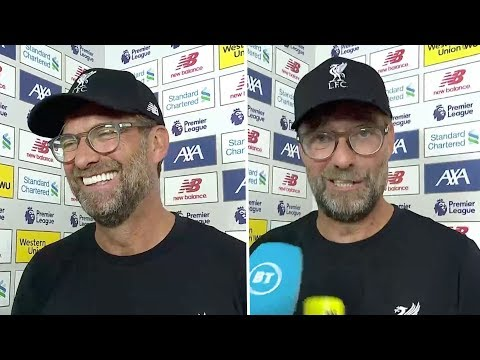 Jurgen Klopp gives brilliant reaction to Firmino being named man of the match