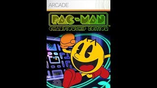 PAC MAN Champion Edition live stream