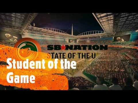 Student of the Game: Miami Vs. Pitt