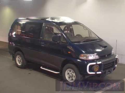 1994 MITSUBISHI DELICA D-T_4WD PE8W