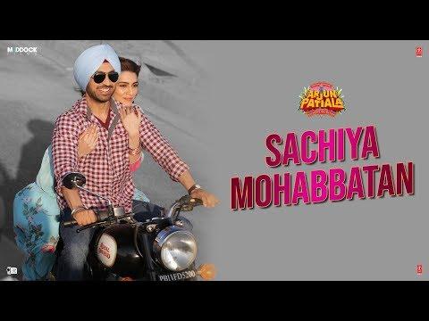 Arjun Patiala's song Sachiyan Mohabbatan: Kriti Sanon and Diljit