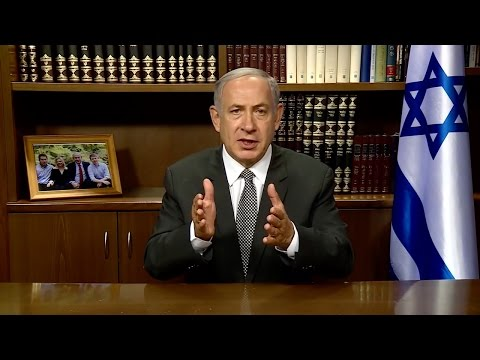 Powerful 2 Minute Speech On Ethnic Cleansing by Israeli Prime Minister Bibi Netanyahu