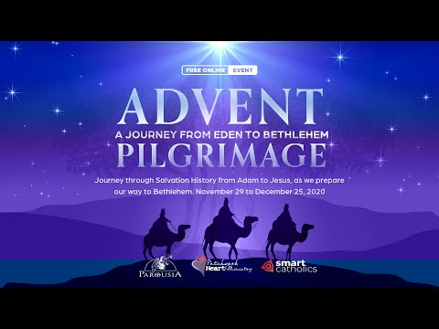 ⛪🔥⚪️🎄😇 Nancy Salerno - Advent Pilgrimage