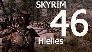 Skyrim 46 Глотка мира Поговорить с Партурнаксом Узнать у Партурнакса слово силы Скайрим