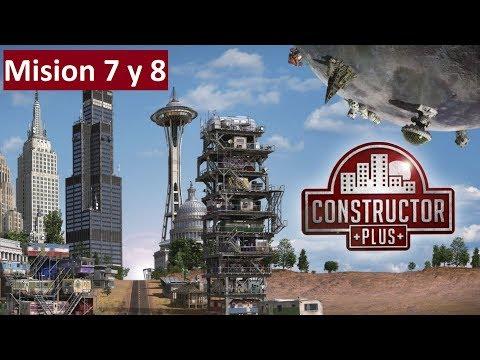 Constructor Plus Gameplay en español. Mision 7 y 8