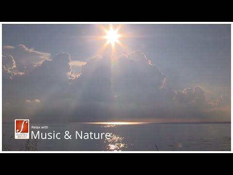besinnliche-entspannungsmusik---schweigen-möchte-ich-mein-gott-|-santec-music