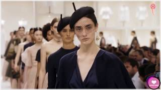 Christian Dior 2018 Haute Couture Collection with Runway Show