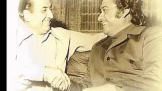 Mere Dil Mein Jo Hota Hai Karaoke (Kishore Kumar)