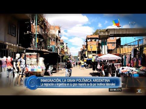 """""""Inmigración, la gran polémica argentina 2"""" por Macchiavelli y Mozo en """"La cornisa"""" - 20/11/16"""