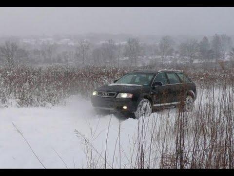 Audi a6 allroad quattro. Audi a6 allroad off road