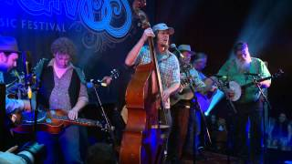 The Strzelecki Stringbusters - When The Blues Come Around @ JamGrass 2012