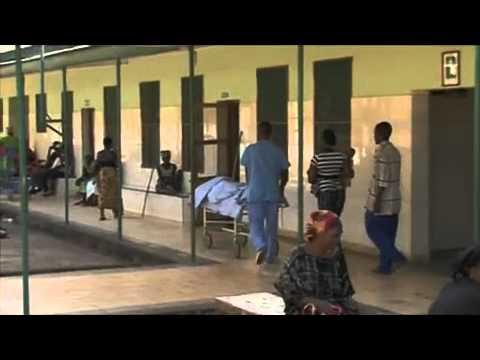 Hospital Lunsar, Sierra Leone