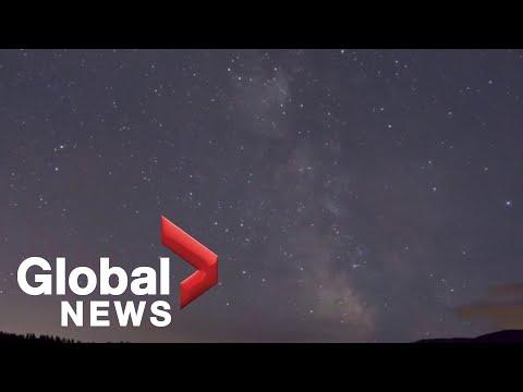 Radio telescope picks up powerful energy burst from beyond Milky Way