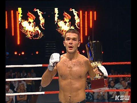 KSW Free Fight: Peter Sobotta vs Kerim Abzaiłow